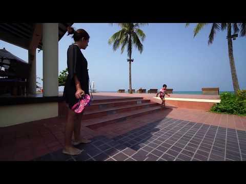 Ngwe Saung Beach 28 March 2017