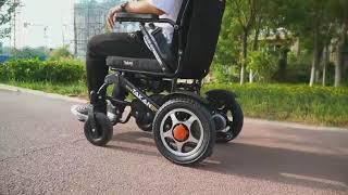 접이식 전동휠체어 고급 경량 2020 신모델