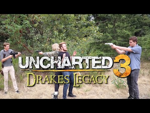 Uncharted 3: Drake's Legacy (Fan Film)