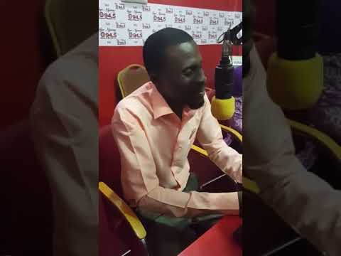Pastor Boamah of Universal Church Of Jesus