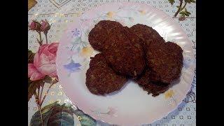 Быстрые и вкусные котлеты из говяжьей печени!