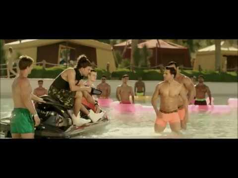 Akshay Kumar Cameo Dishoom Comedy Scene Movie John Abraham Varun Dhawan Jacqueline Fernandez