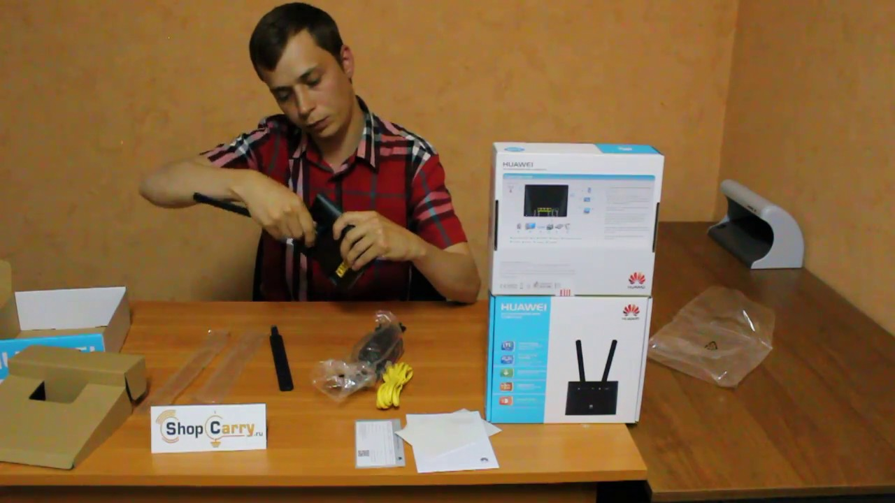 Gemtek-LTE Интернет Центр от Yota.Распаковка. - YouTube
