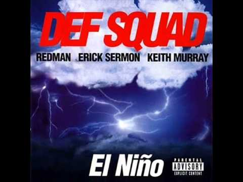 Def Squad - Lay' Em Down (Skit)