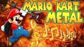 Download ♪ 'Mario Kart Metal' MARIO KART 8 Music Video