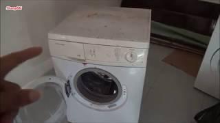 Hướng Dẫn Sửa Máy Giặt Electrolux Cửa Ngang P1 Thay Bi Máy Giặt EWF 549
