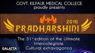 Kilpauk Medical College flash mob for Pradharshini 2016