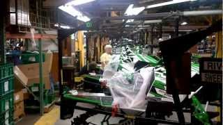 Arctic Cat Snowmobile Factory