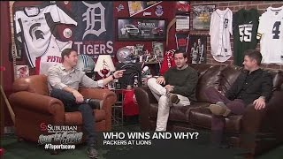 7 Sports Cave: Who will win? Lions vs Packers