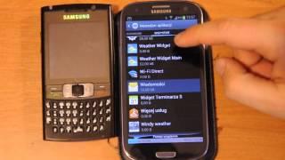 Samsung Galaxy S 3 aplikacja Wiadomości została zatrzymana   Robert Nawrowski   Robert Nawrowski