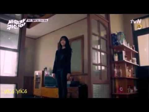 Kim So Hyun-Dream lyrics.  (Let's Fight Ghost ost)