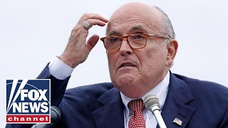 Rudy Giuliani lays out the Biden's corruption in Ukraine