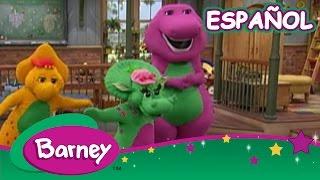 """Barney Latinoamérica - """"Mandona Baby Bop y Campamento en el Parque"""" (Episodio Completo)"""