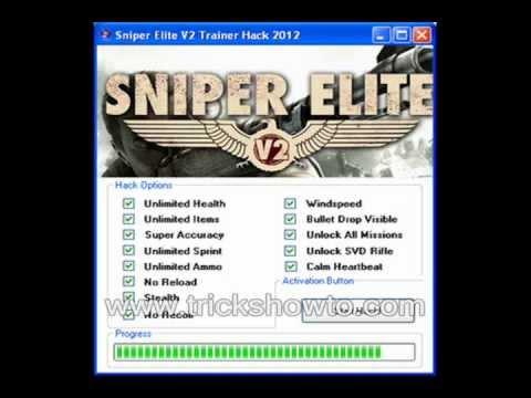 Sniper Elite V2 Скачать Трейнер - фото 5