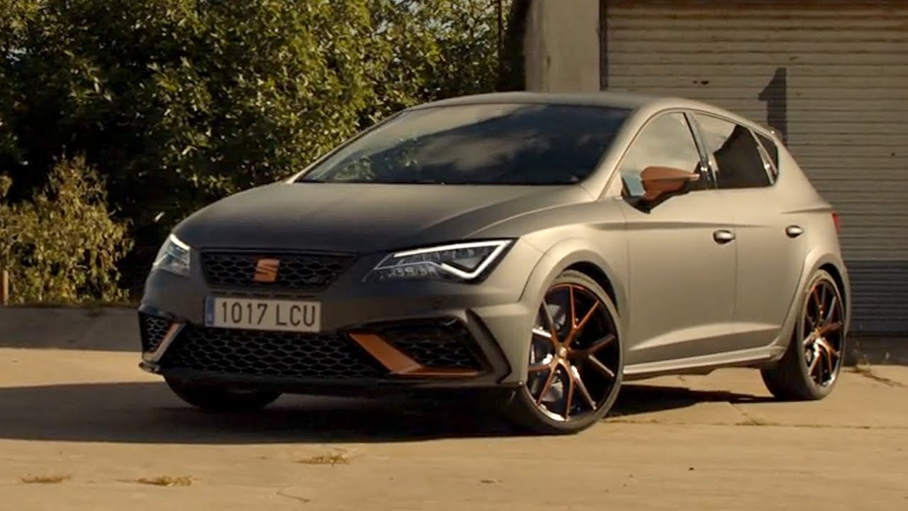 2018 seat leon cupra r youtube. Black Bedroom Furniture Sets. Home Design Ideas