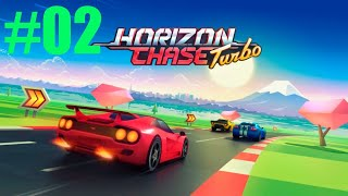 GAMEPLAY HORIZON CHASE TURBO CAMPANHA WORLD TOUR PELA CARLIFÓNIA E CHILE #02