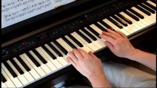 Cover images Black Beauty   - Theme - Piano