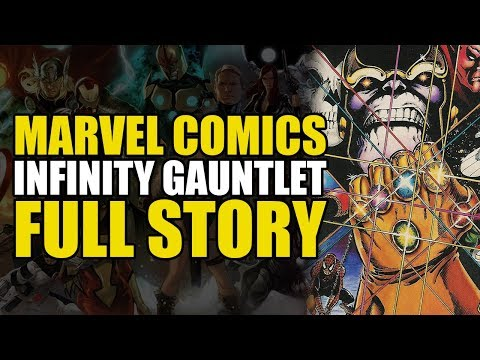 Marvel's Infinity Gauntlet: Full Story