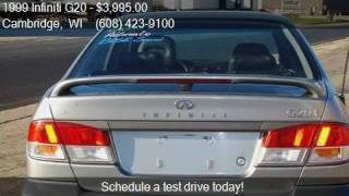 1999 Infiniti G20 Touring 4dr Sedan for sale in Cambridge W
