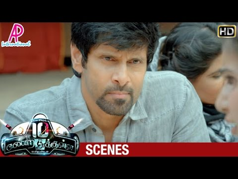 10 Endrathukulla Tamil Movie | Scenes | Vikram Tries To Learn The Truth About Rahul Dev | Samantha