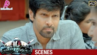 10 endrathukulla tamil movie scenes vikram tries to learn the truth about rahul dev samantha
