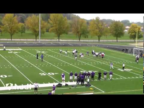 JEFFREY JOSEPH 2014 WALDORF COLLEGE HIGHLIGHTS