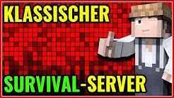 Minecraft Server Vorstellung - Der alte Survival Server Minecraft-Asylum!