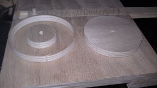 Circle Jig For Bandsaws