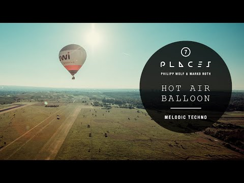 Places #7 - Hot Air balloon