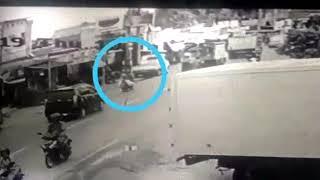 Kecelakaan di jalan raya Ploso