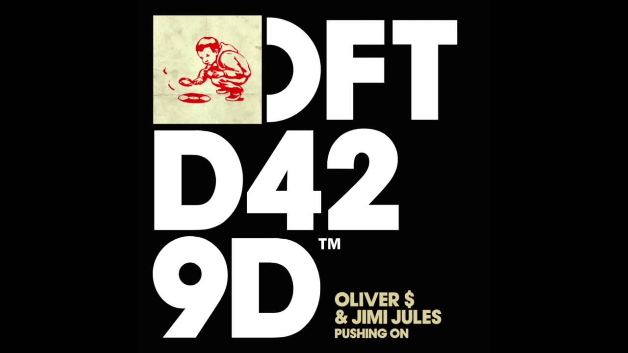 Download Oliver $ & Jimi Jules 'Pushing On'