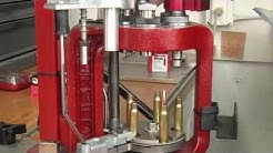 Hornady Rifle Bullet Feeder Loading 308 w/Lock-N-Load AP