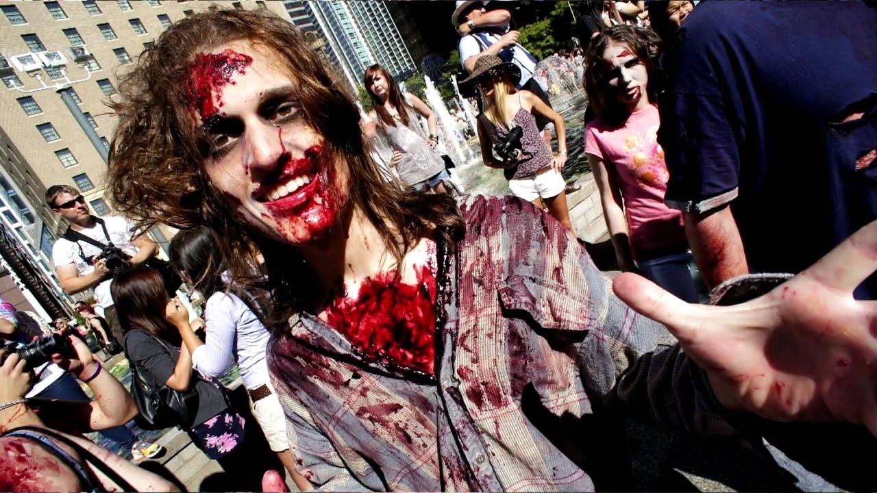 Zombie Walk Vancouver 2011