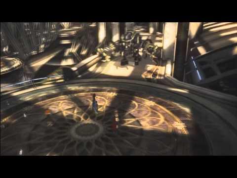 Guía Comentada Final Fantasy XIII HD - Parte 53 - Plaza Leviatán (Muchos PC y Guiles)