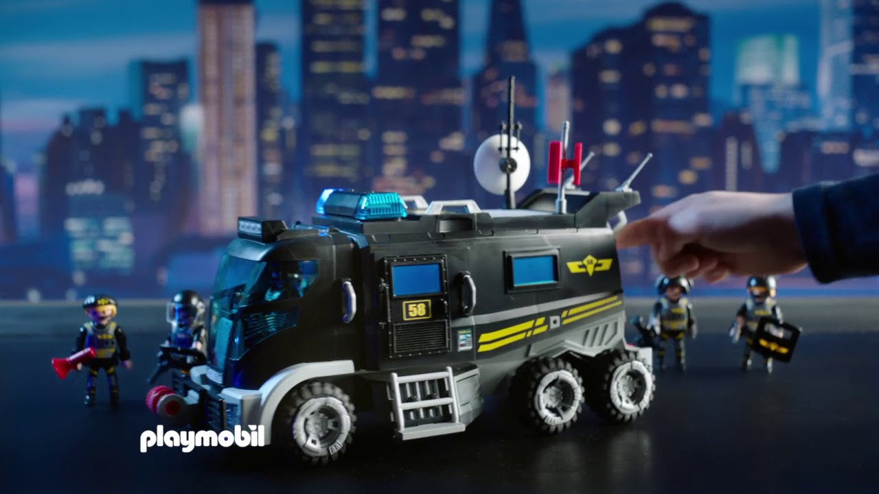 Présente Playmobil A Portbelgique Signalé Été Le Voleur D'or Dans Un fmgyIbY7v6
