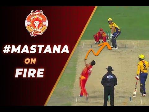 Mastana Ki Mastiyan | Zalmi Kay Against Shandaar Bowling
