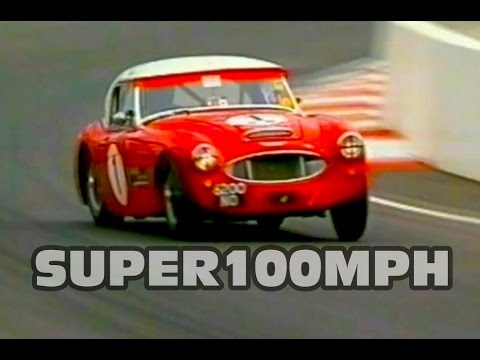 Bathurst 1998 - Sir Donald Healey International Tribute Race