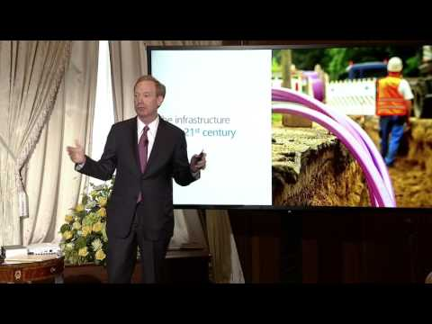 Brad Smith, President of Microsoft - July 11 Communications Forum Luncheon