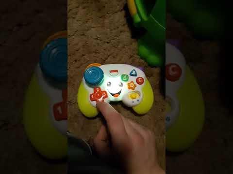 Konami Code Baby Toy