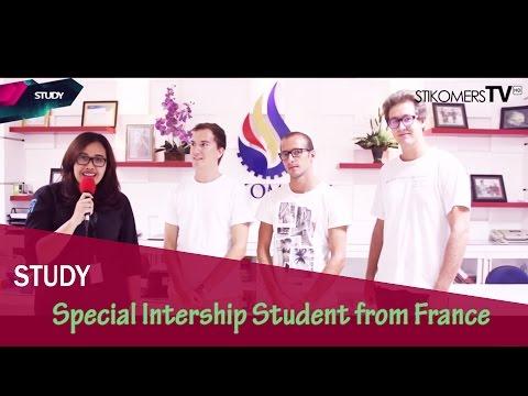 Internship Student from France