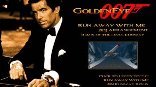 GoldenEye 007 Runway Remix - Run Away With Me 2013