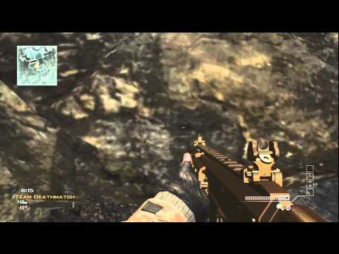 "MW3 Glitches - ""NEW"" Rock Breach (Liberation) [Tutorial] Xbox 360 & PS3!"