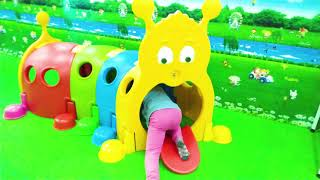 Фото Ева в Развлекательном Центре для Детей.