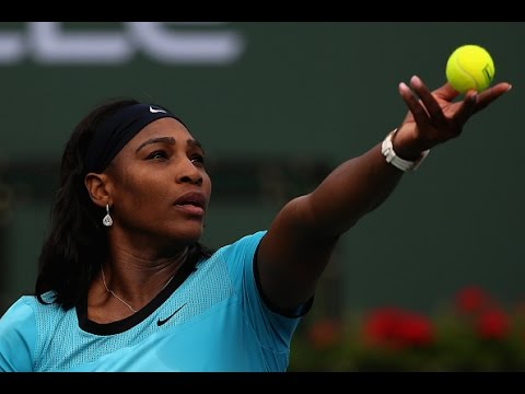 2016 BNP Paribas Open Third Round | Serena Williams vs Yulia Putintseva | WTA Highlights