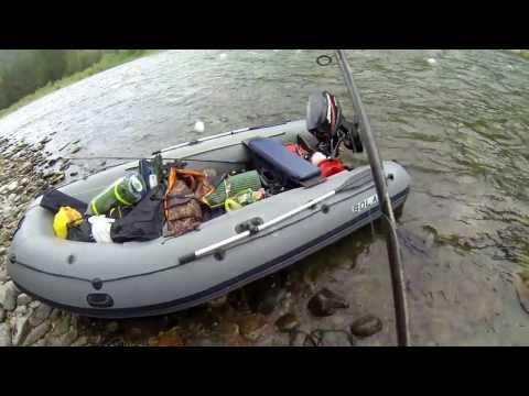 рыбалка на реке чарыш