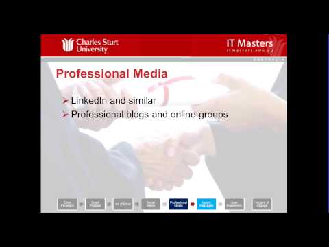 Lecture 3: Free Short Course - Professional Communications
