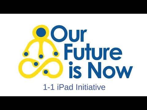 Smith Hale Middle School 1-1 iPad Deployment 2019