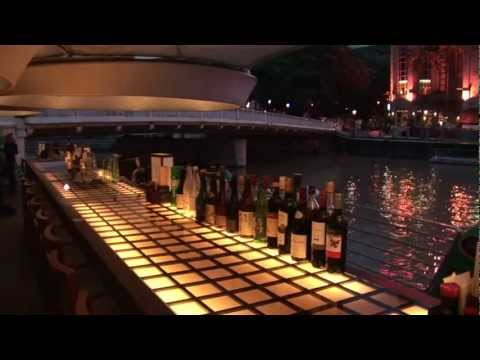 Singapore Nightlife - Inside Clarke Quay