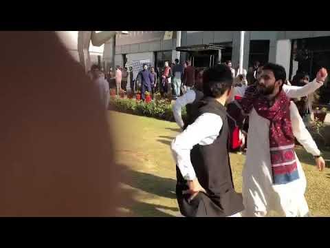 Sindhi culture dance Quaid e azam law college lahore