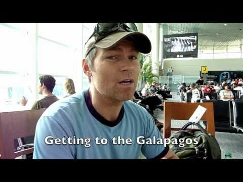 Troy's Travel Tips - Flying to the Galapagos